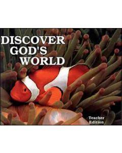 Discover God's World - Teacher's Text