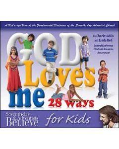 God Loves Me 28 Ways
