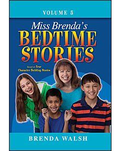 Miss Brenda's Bedtime Stories Book V5