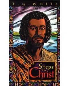 Steps to Christ - African American cover 1