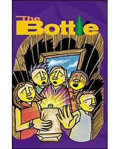 The Bottle,  Package of 100 (Winner Tract)