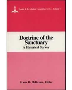 Doctrine of the Sanctuary: A Historical Survey