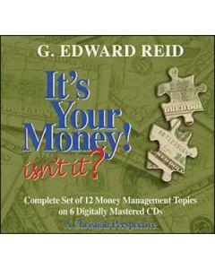 It's Your Money, Isn't It?, Audio CDs