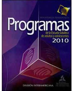 Programas Escuela Sabatica 10