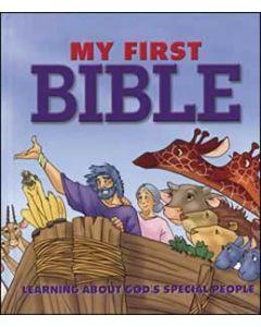 Preschool Bible Stories - My First Bible