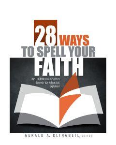 28 Ways to Spell Your Faith