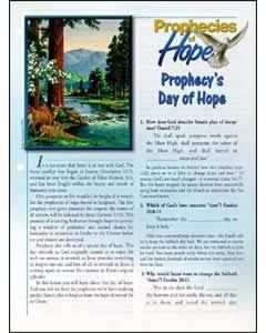 Prophecies of Hope, 10, Prophecy's Day of Hope, pkg of 50