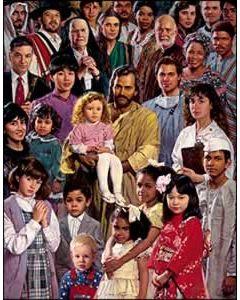 Savior of the World Church Bulletin 508 (pkg 100)