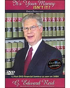 It's Your Money Isn't It? DVD Seminar