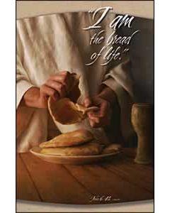 Bread of Life Church Bulletin 802 (pkg of 100)