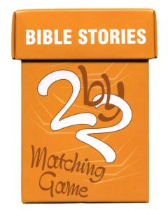 Bible Stories Matching Game: 2 by 2