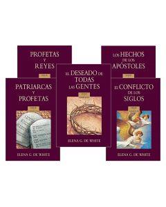 Serie El Conflicto 5 tomos Tapa Rustica/Blanda (Espanol)