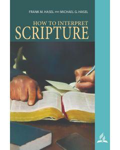 How to Interpret Scripture  (2Q20 Bible Bookshelf)