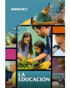 La Educación (Español) Bible Book Shelf 4Q 2020