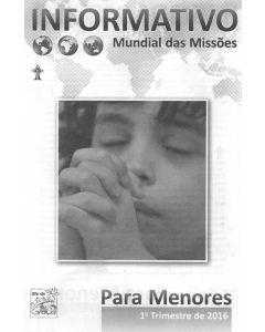 Informativo Mundial das Missões Para Menores (Portuguese)