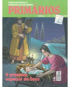 Manual do Primário (Primary Teacher) Portuguese