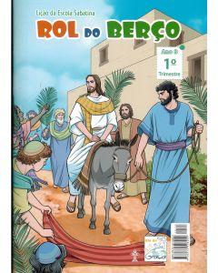 Rol do Berço Escola Sabatina  (Beginner) Portuguese