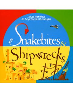 Snakebites & Shipwrecks: Travel with Paul as he preaches the Gospel Game