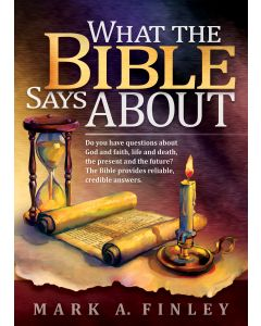 What the Bible Says About