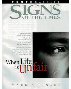 When Life is Unfair