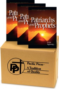 Patriarchs and Prophets book cover
